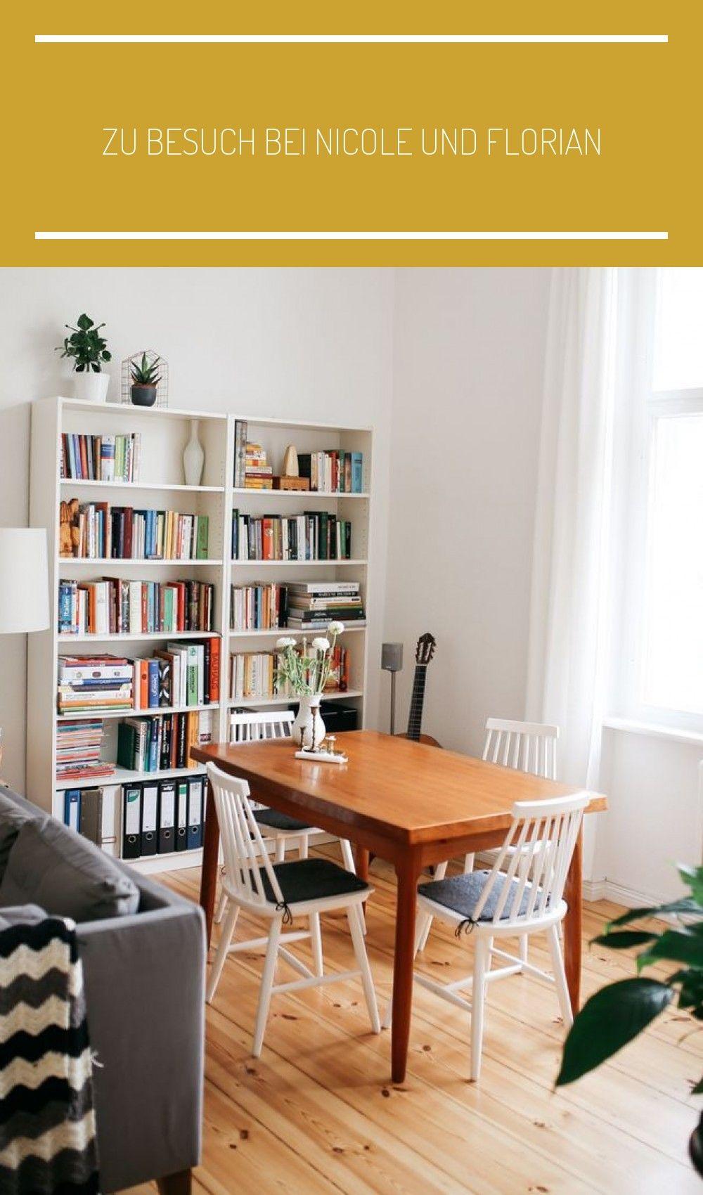 Zu Besuch Bei Nicole Und Flori In 2020 Living Room Dining Room Combo Dining Room Combo Living Dining Room
