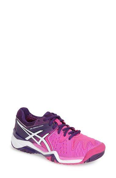 15838925b14 ASICS®  GEL-Resolution 5  Tennis Shoe (Women)