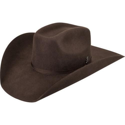 3e68b4ae3d9 The Murphy II Cowboy Hat from Bailey Western has a 4.25