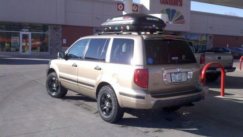 Exceptional Honda Pilot 2003 Tire Size