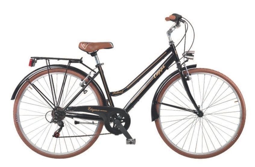 Coppi Holland Bicicleta Paseo Trekking Bike 28 Mujer Shimano Tz 50 6v Bicicletas De Paseo Bicicletas Vintage Bicicletas Antiguas
