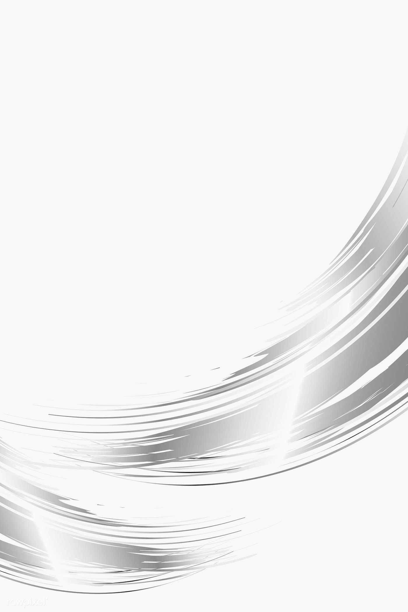 Gray Brush Stroke Design Element Free Image By Rawpixel Com Nunny Design Element Abstract Line Art Brush Strokes