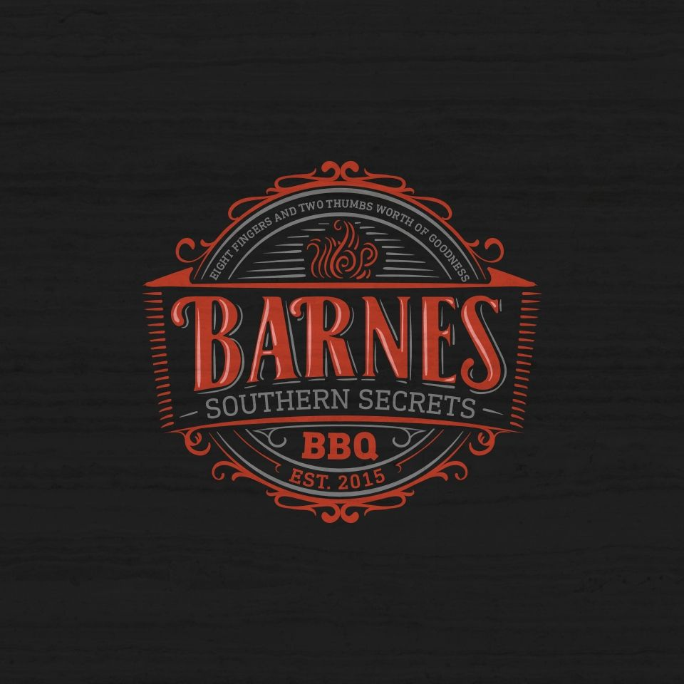Design 50 By Miguel Rosas Create A Captivating Logo For The Dmv S Best Down Home Hickory Smoked Bbq Caterer Food Truck Logo Design Bike Logo Logo Gallery