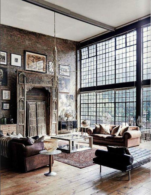 Blending Modern And Vintage Interior Styles