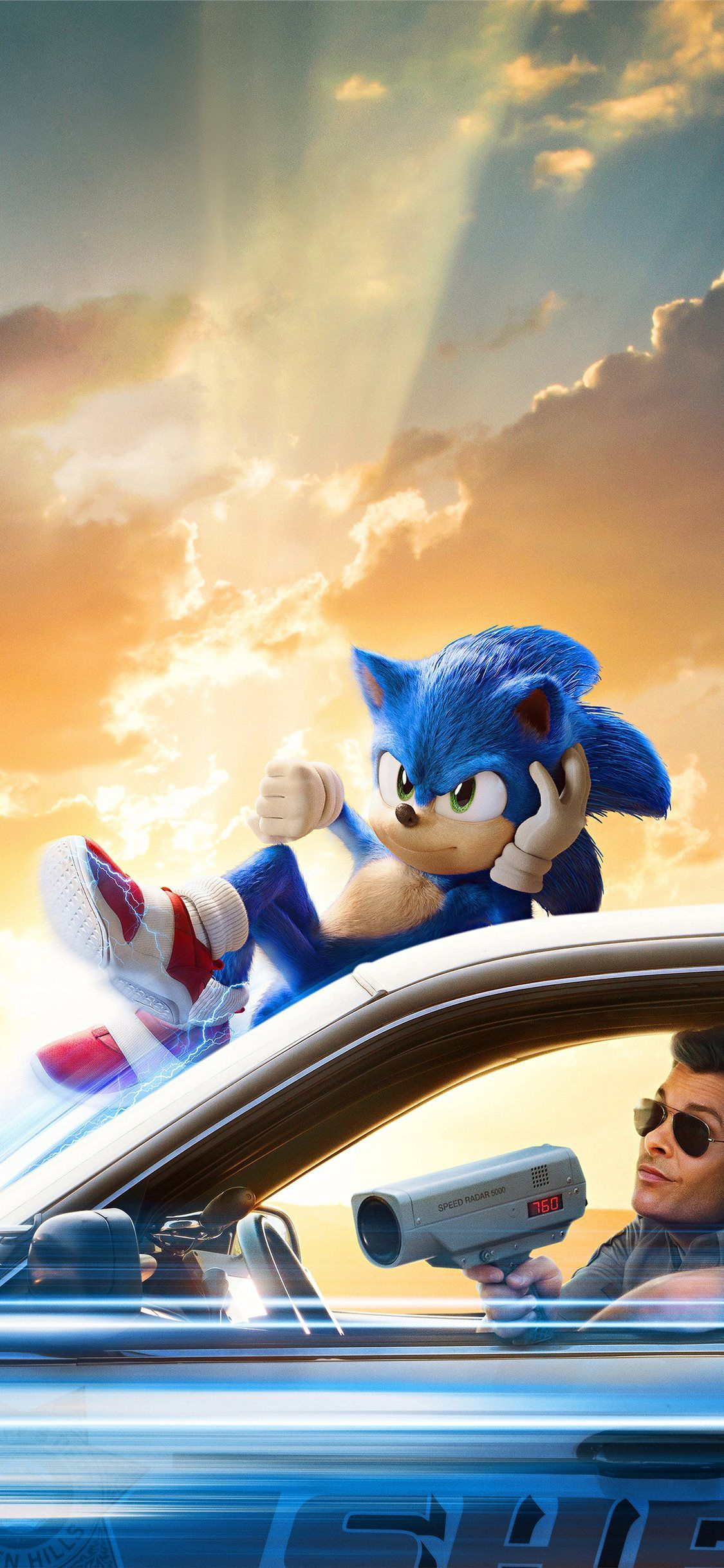 2020 sonic the hedgehog 4k iPhone X Wallpapers in 2020