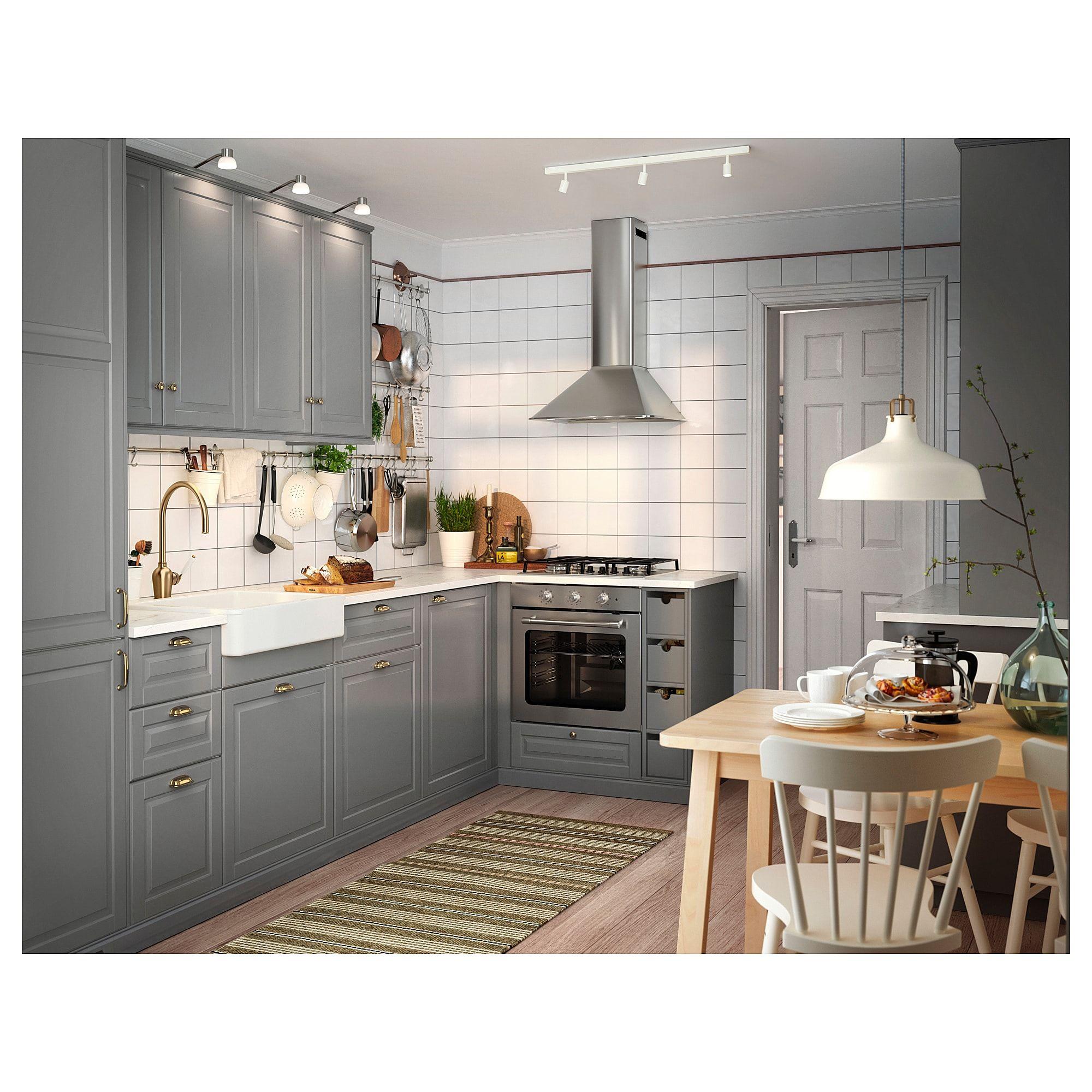 Havsen Evier Avec Face Avant Visible Blanc Ikea Small Cottage Kitchen Kitchen Design Small Kitchen Sale