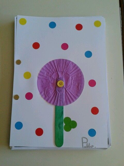Manualidades Con Flores Manualidades Manualidades Primavera Portadas De Trabajos