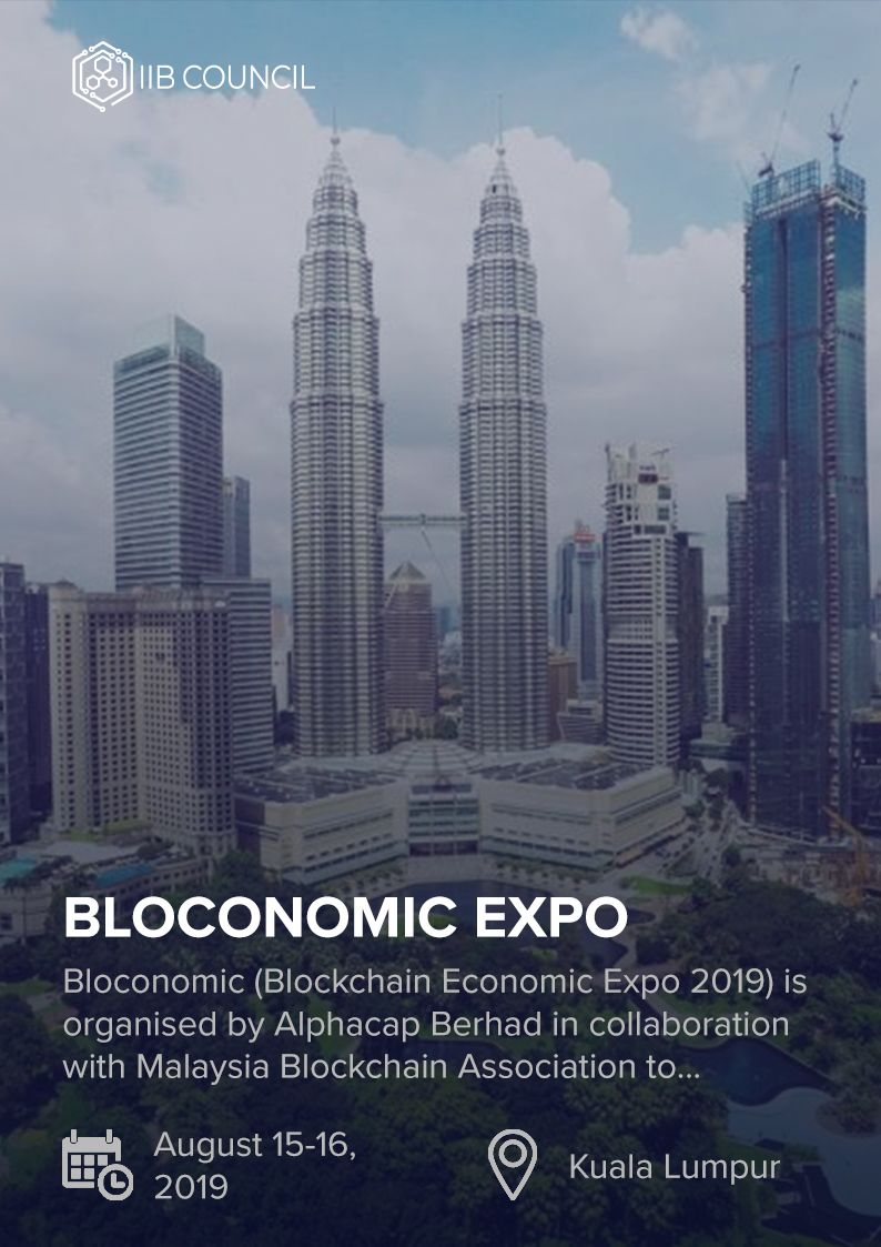 Bloconomic Expo Expo Blockchain Collaboration