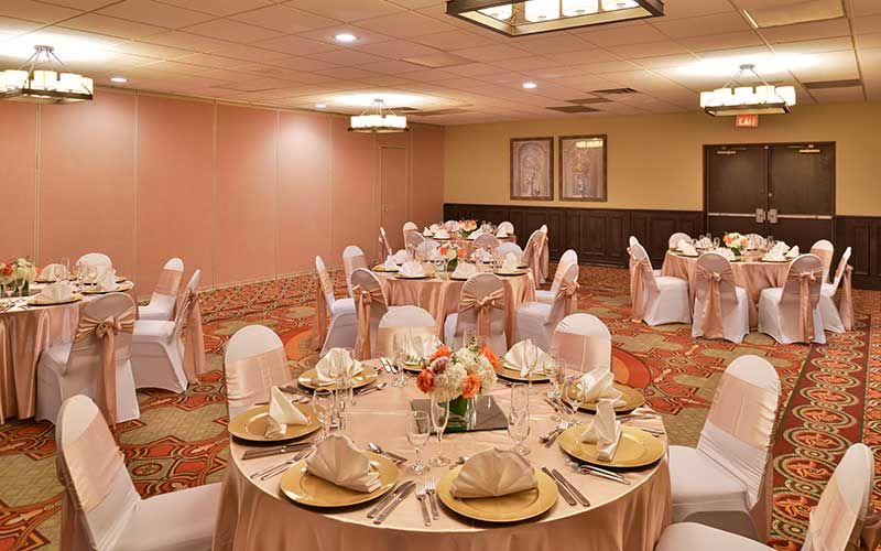 Hotels In Austin Wedding Event Space Austin Hotels Embassy Suites