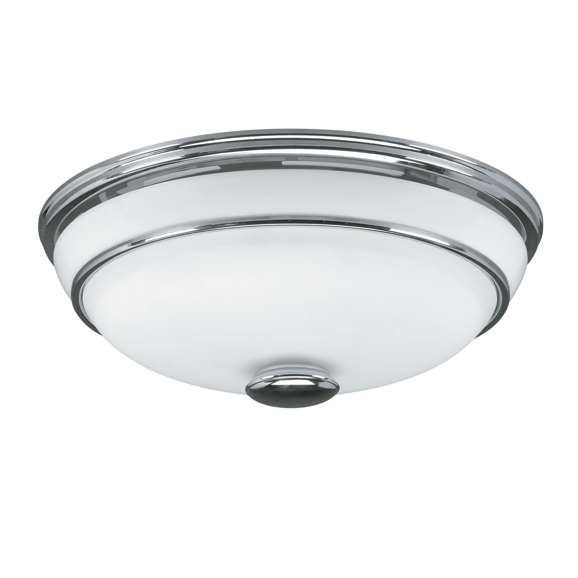 Hunter Fans Victorian Bathroom Exhaust Fan in Chrome