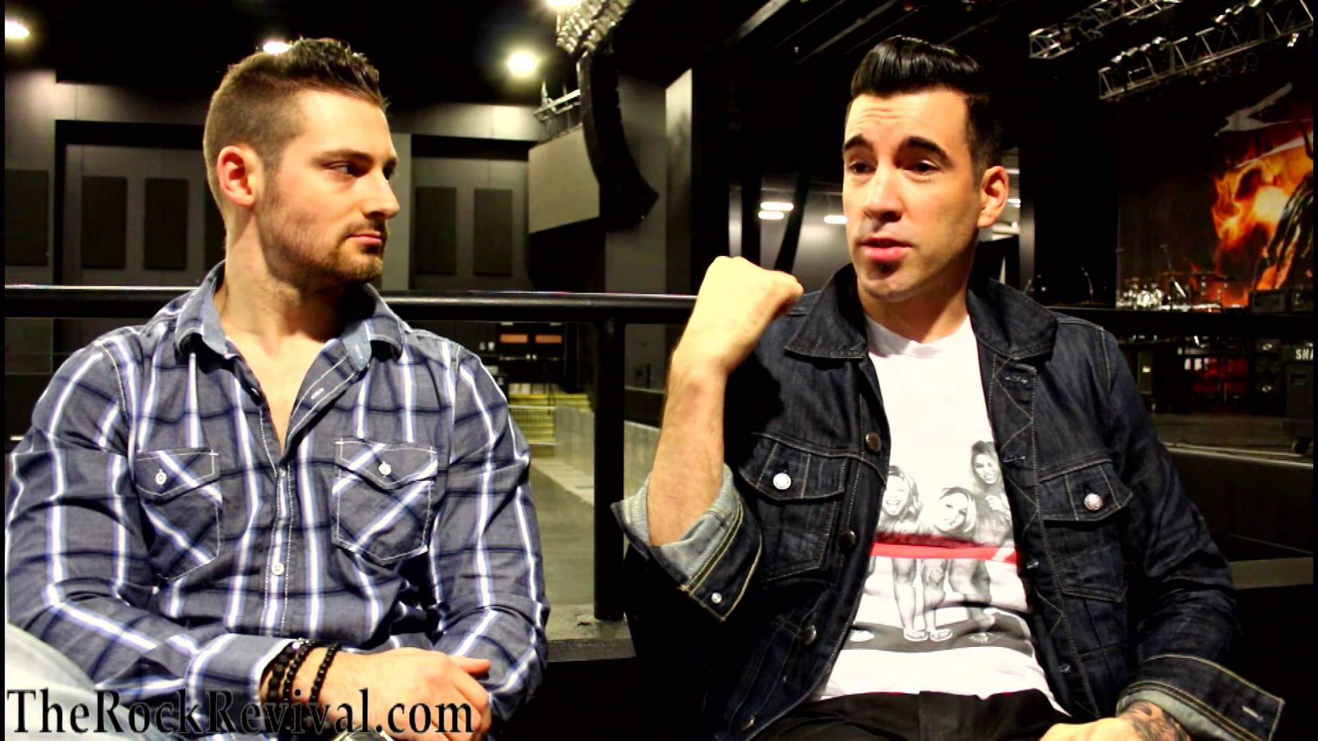 Theory Of A Deadman Interview With Tyler Connolly On 2014 North