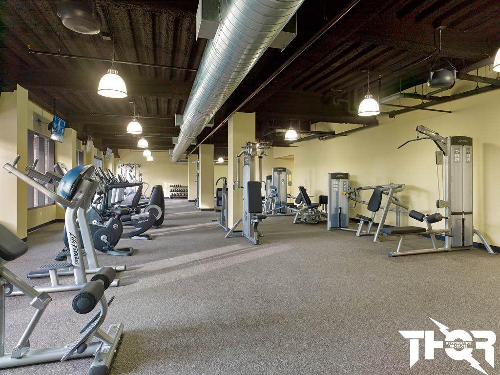 Flooring For Amenity Fitness Centers Wellness Design Floor Installation Flooring