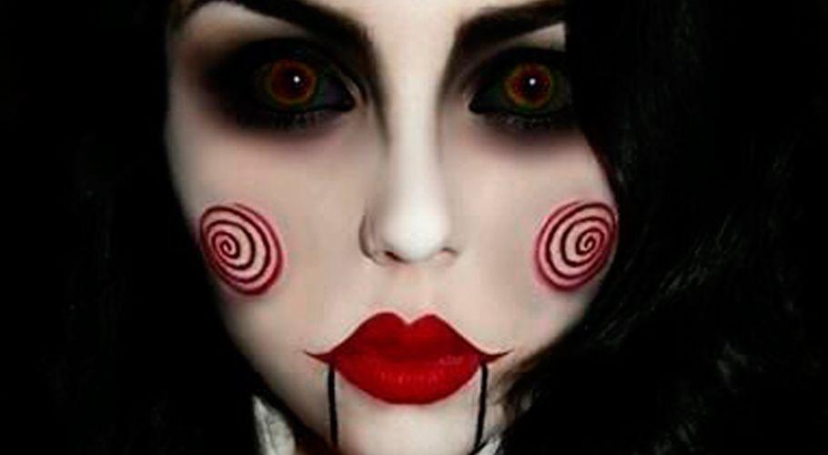Ideas para crear el maquillaje de Halloween