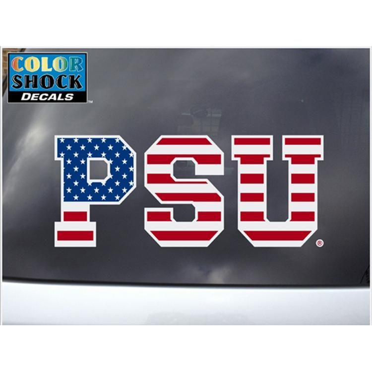 Show Your Penn State And Usa Pride With This Awesome Car