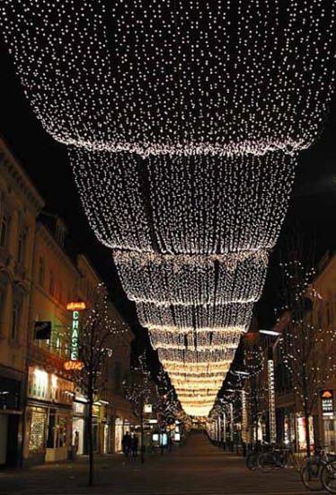 Jul I Arhus Christmas In Aarhus Aarhus Danmark Billeder