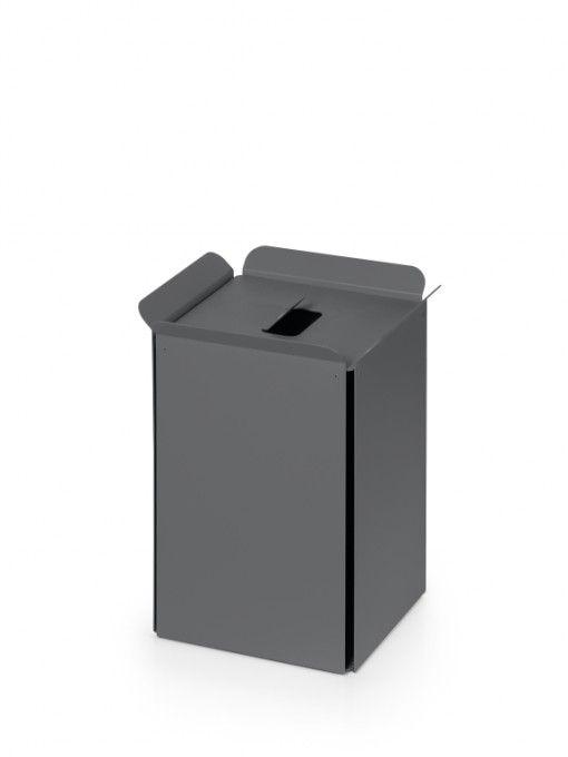 Lineabeta #Bandoni #Mülleimer 53442.17 | #Modern #Aluminium | im ...