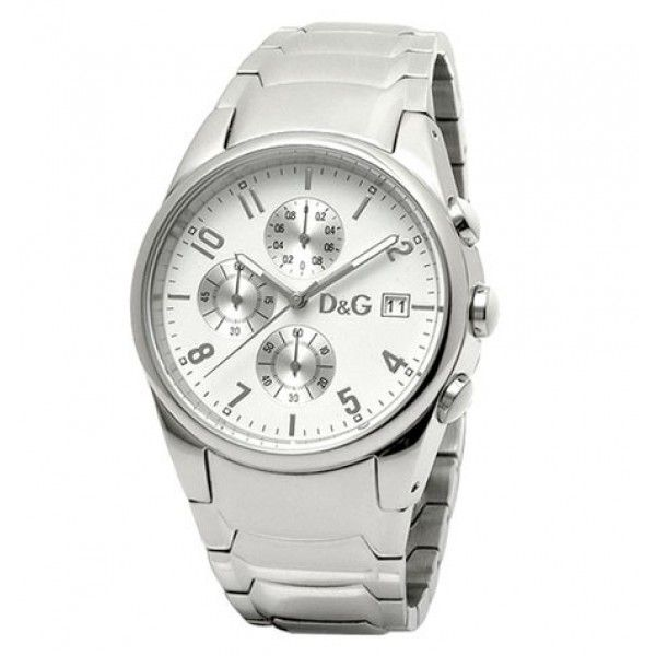 Sandpiper (Stainless Steel) #watch #accessories #design #armcandy #D&G #desado.com