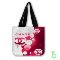 Chanel melting pinky Tote Bags