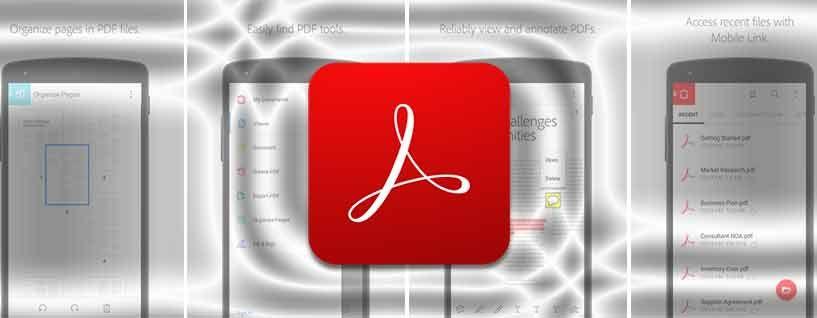 Adobe Reader APK 15.3.1 Android eBook Reader Ebook