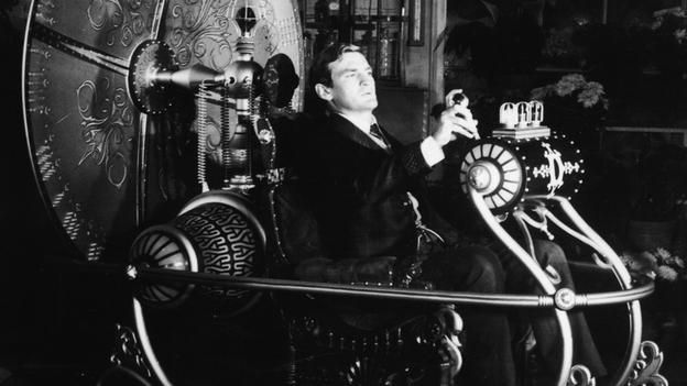 The myth of the lone genius • We like to make heroes, such as Rod Taylor in the 'The Time Machine' • Genuine scientific progress is usually collaborative even if the nature of fame, and fiction, is to single out individuals...