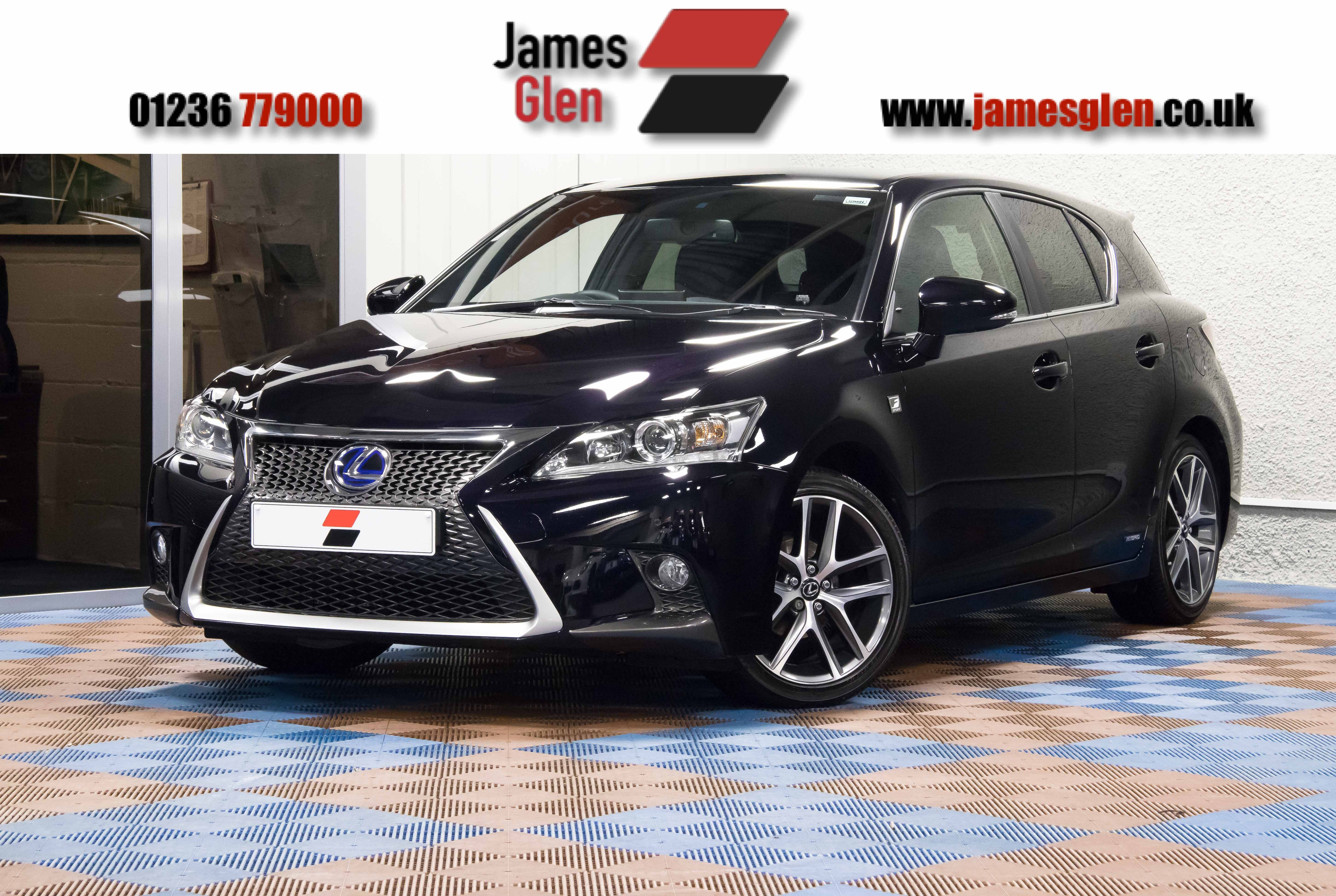 2016 Lexus CT200h, 16,000 Miles Cars For Sale Used