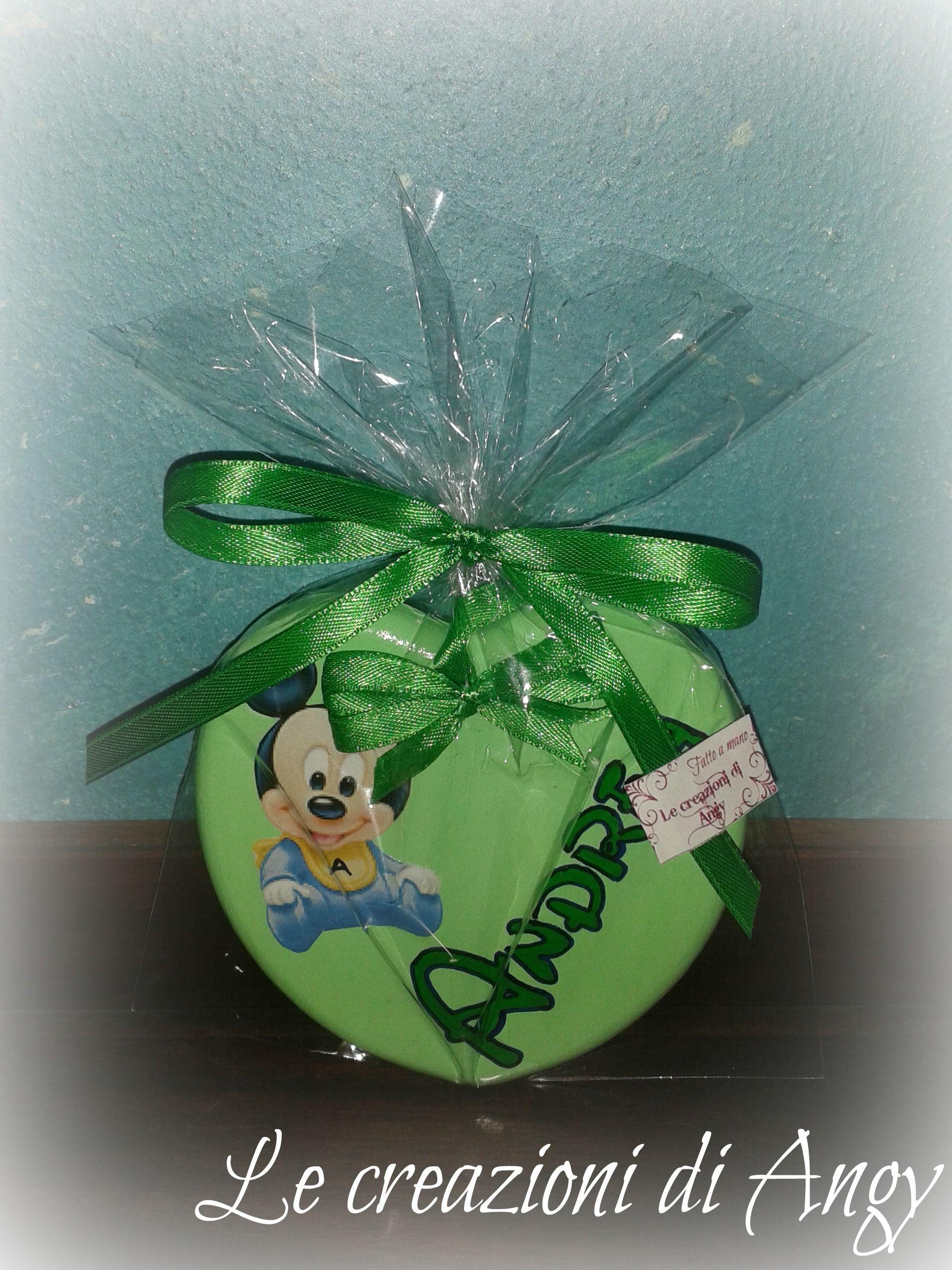 Idea regalo o bomboniera per tutte le occasioni e personalizzabile...
