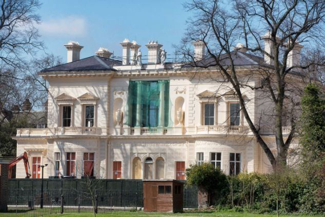 2c5f2d90fc77b71593ef26cef391fa8d - Notting Hill Gate Hotel Clanricarde Gardens