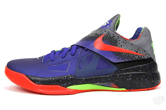 new product e4387 2bd80 Nike Zoom KD 4