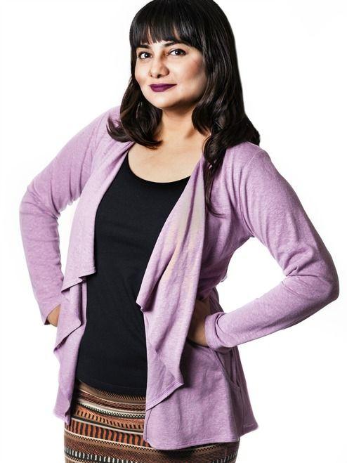 Casual Looks Fashion : veste joliment matelassée - helline