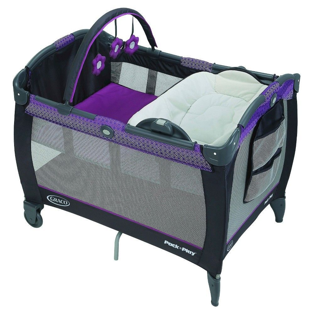 Graco Pack N Play Playard With Reversible Napper Changer LX