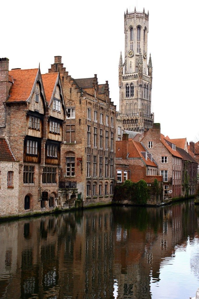 10 Quintessential Things to Do in Bruges, Belgium: A 2-Day ...