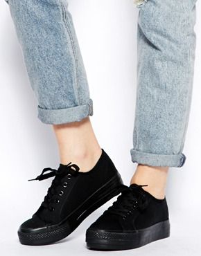 cheap wholesale wide range of online New Look Black Plimsoll discount best prices 2014 unisex cheap price good selling online DS3nJ