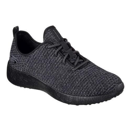 Zapatos negros Skechers para hombre JS3O9mbhFc