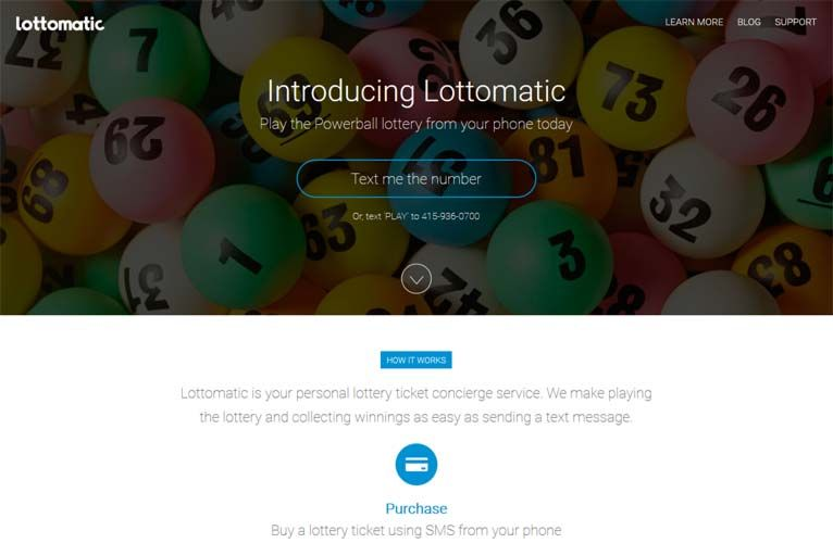 Lottomatic is your personal lottery ticket concierge service http://www.start4app.pl/lottomatic-play-the-lottery/