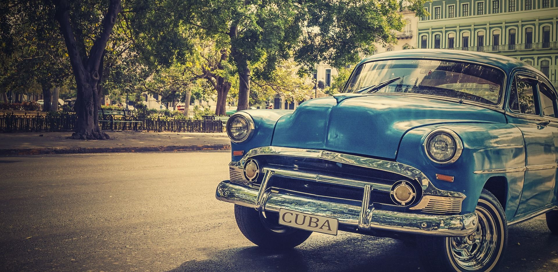 If you love classic cars, Cuba just may be the PERFECT vacation