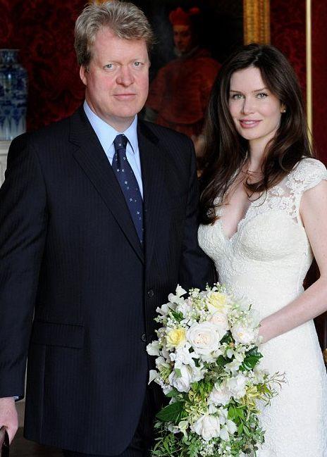 Earl Spencer Marries Karen Gordon In Althorp