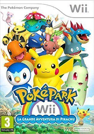 Pokepark Las Aventuras De Pikachu Español Multi 5 Wii Pal Game Pc Rip Juegos De Wii Juegos De Pokemon Juegos Pc