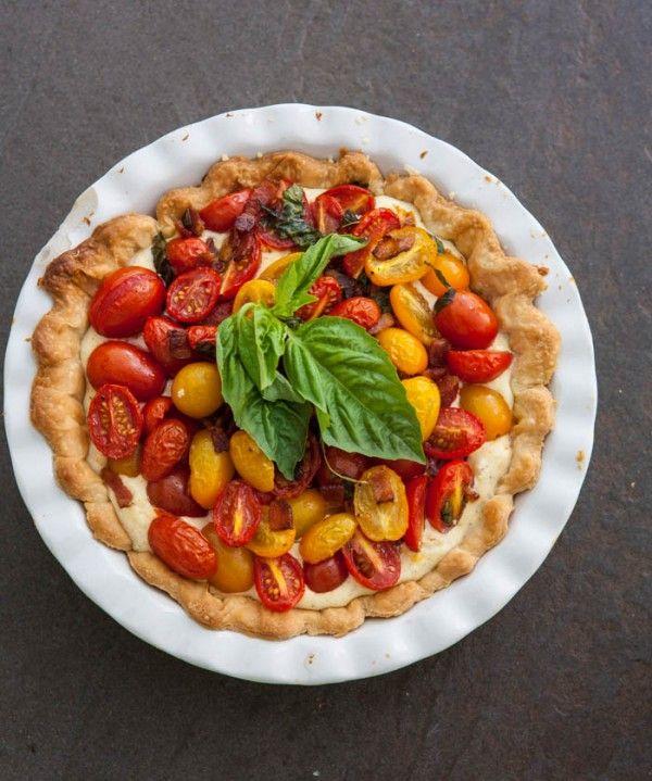 die besten 25 cherry tomaten tarte ideen auf pinterest gesunde spargel rezepte. Black Bedroom Furniture Sets. Home Design Ideas