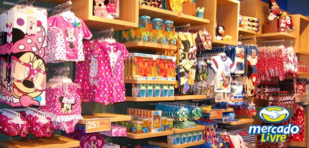 Disney no MercadoLivre