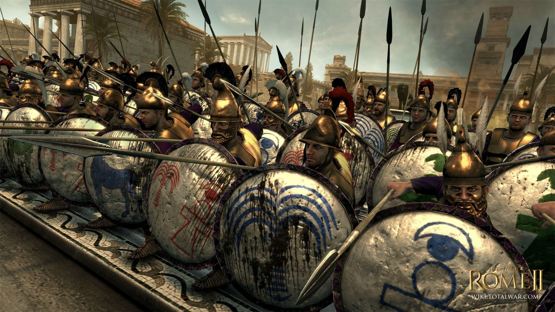 Flags Of The Holy Roman Empire Hd Wallpapers Backgrounds Ancient War Empire Wallpaper Carthage