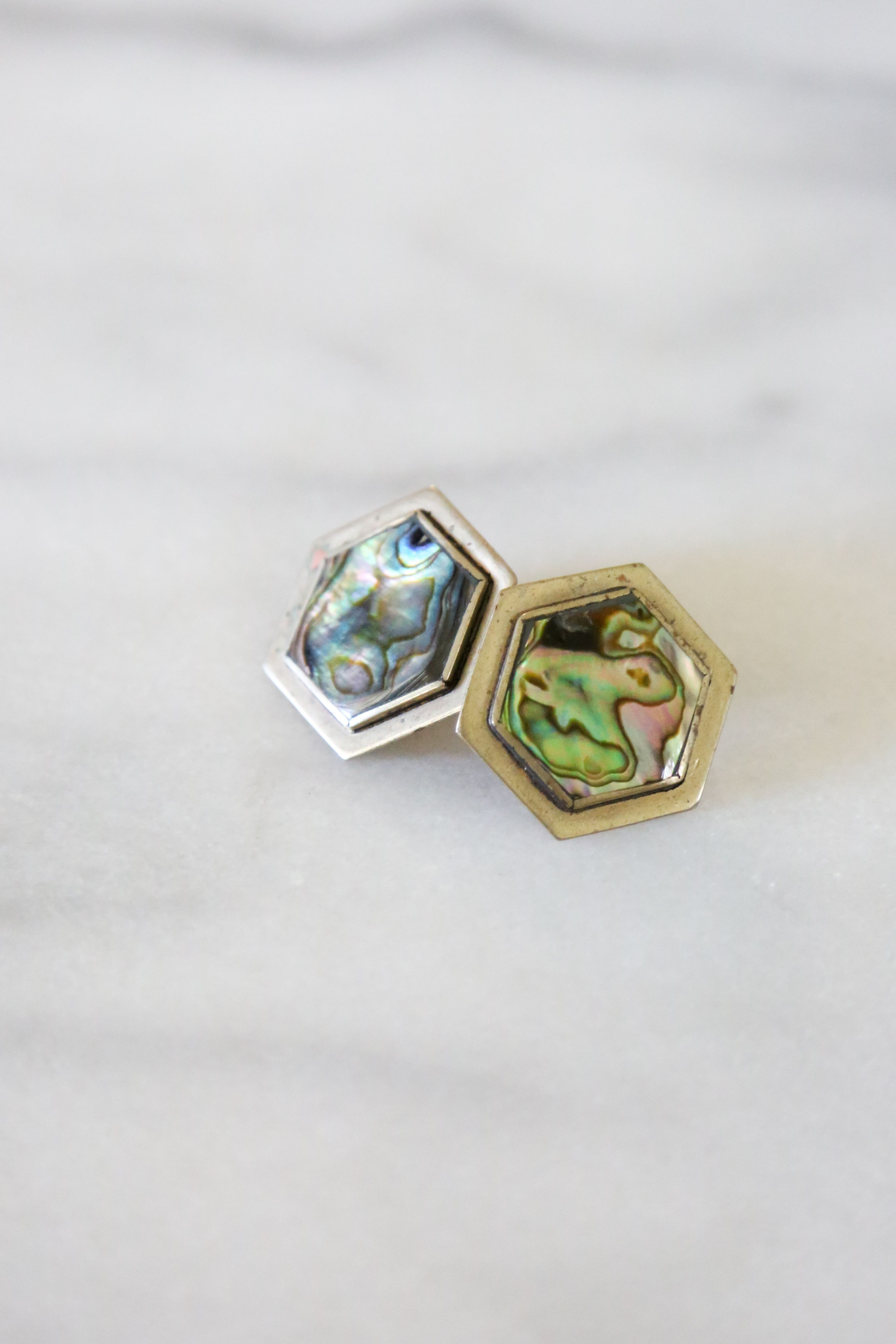 tuxedo cufflinks original p platinum in art matching abalone box il gold deco studs stud with rims vest inlay filled and fullxfull krementz set