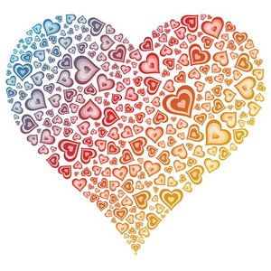 valentine background clipart - Google Search