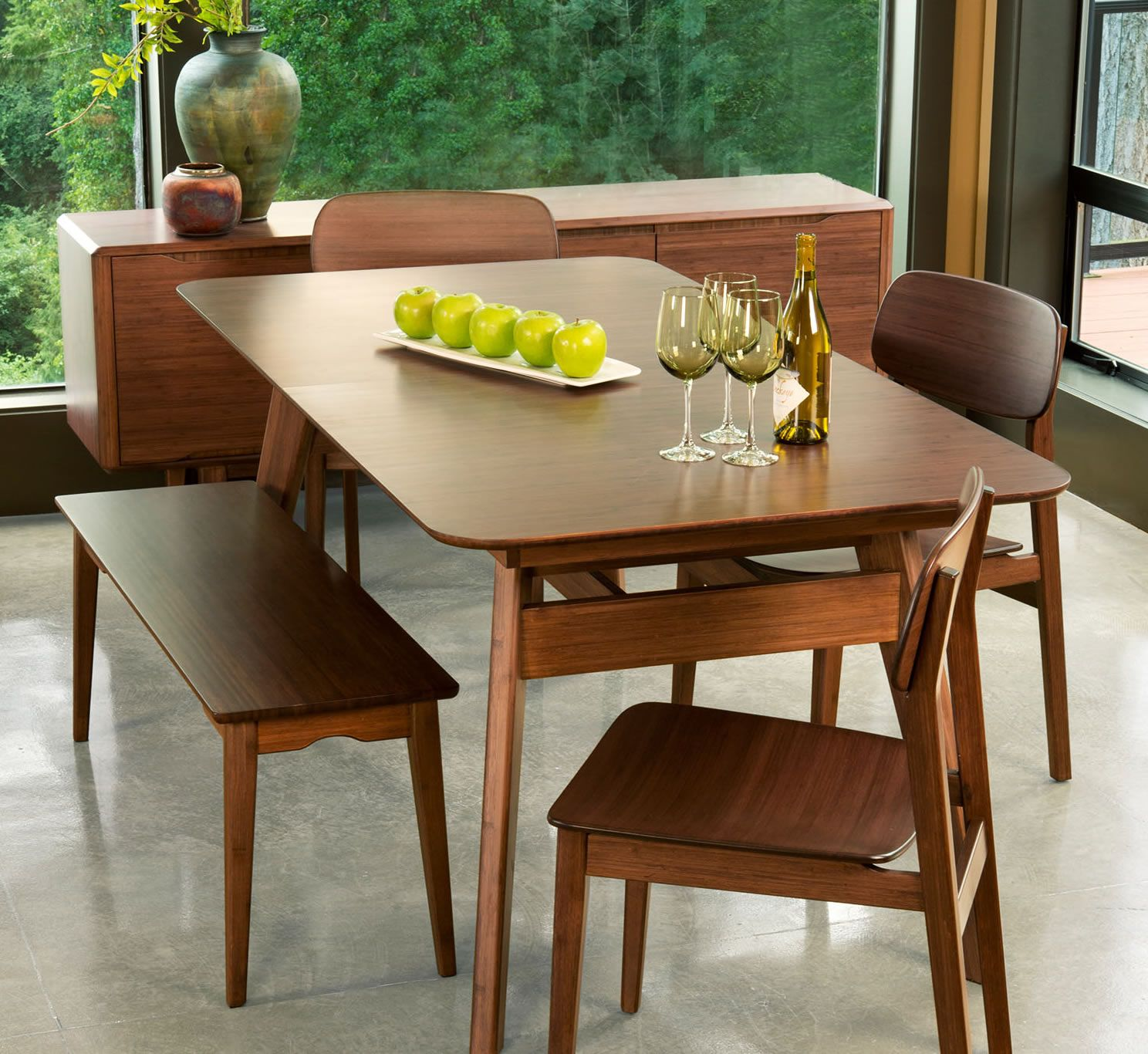 Read More About Modern Bamboo Furniture And Sustainable Furniture