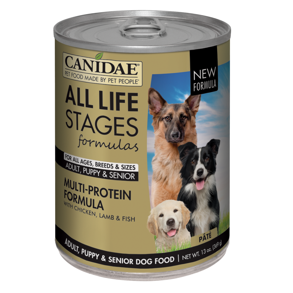 Canidae All Life Stages Formula Canned Dog Food Dog Food Recipes