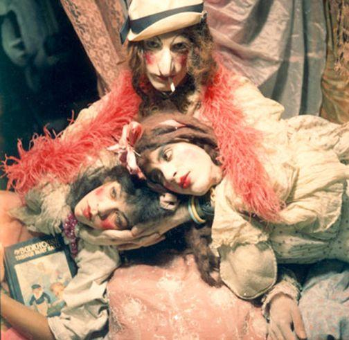 Jack Smith Creature Movie Performance Artist Creatures