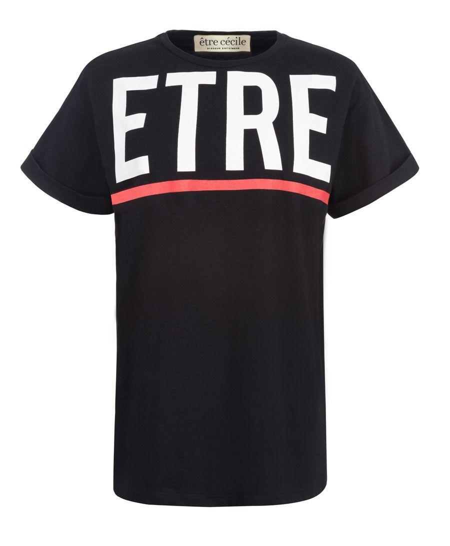 Etre cycle oversize tshirt tshirts shirts fashion