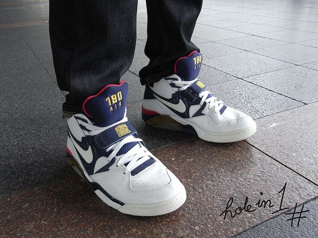Nike Air Force 180 Olympic Charles Barkley  c631850a2b