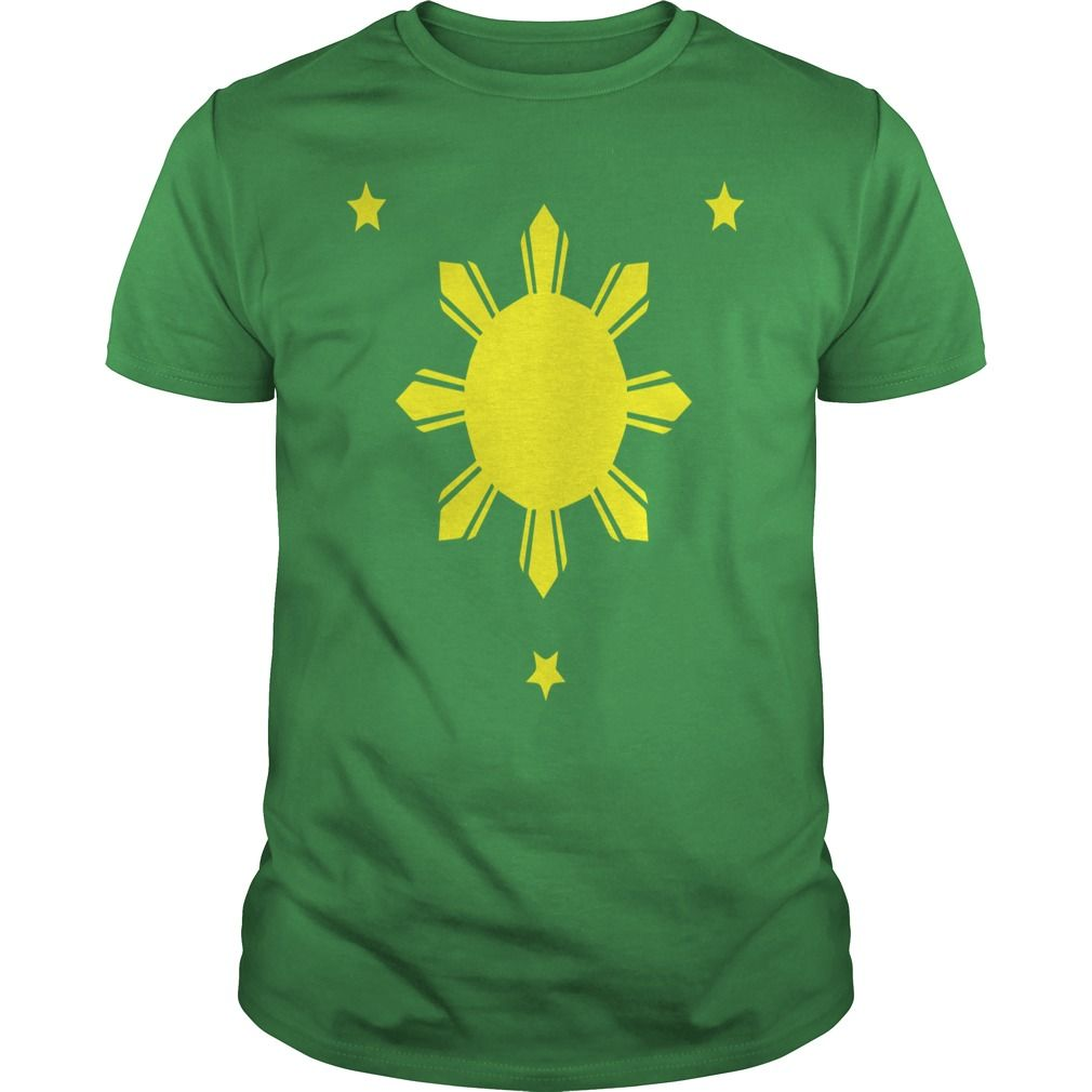 Philippines Sun And Stars T Shirt Gift Ideas Popular Everything