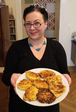 Attractive Rezept Für Vogtländische Bambes (Kartoffelpuffer)