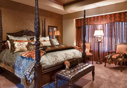 a steampunk themed bedroom victorian bedroom decor